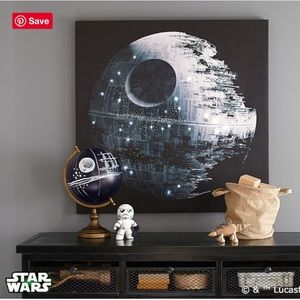 Death Star decor